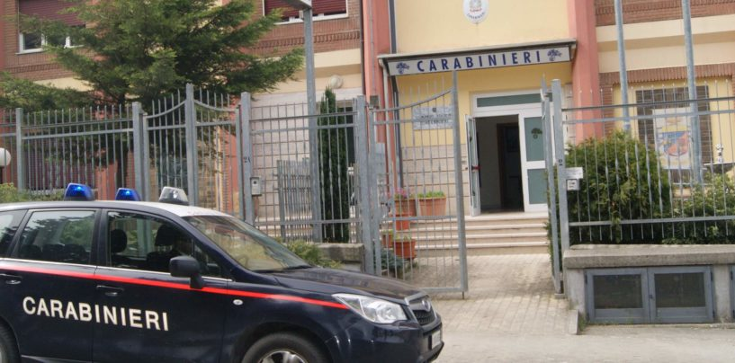 Montecalvo – Furto aggravato, finisce in manette una 44enne