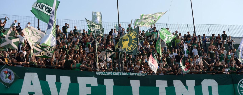Avellino Calcio – Pienone con la Salernitana: il club vara la giornata biancoverde