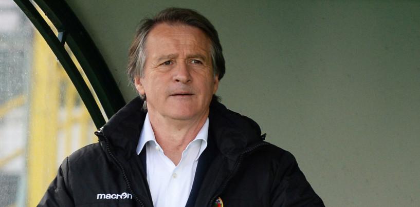 Calcio – L'Avellino ha scelto Tesser: l'erede di Rastelli in Irpinia con la dote Viola
