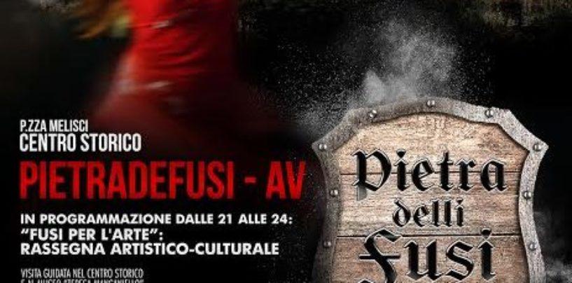 """Il centro storico di Pietradefusi si anima con la manifestazione storica """"Pietra Delli Fusi"""","""