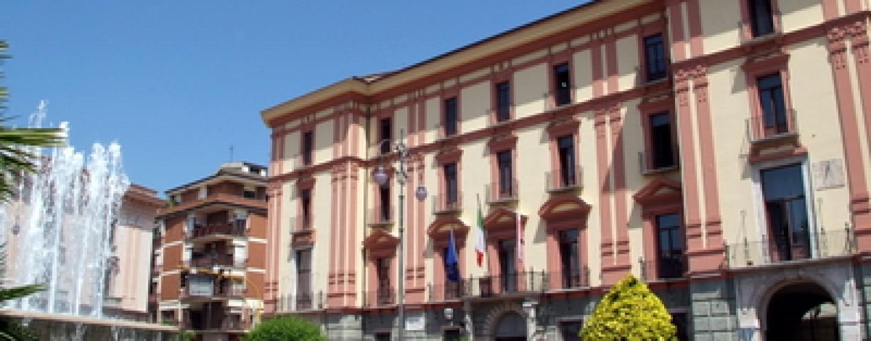 Anche Palazzo Caracciolo si illumina con il Tricolore