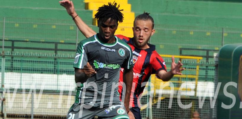Avellino Calcio – Verso la Virtus Entella con Omeonga ai box