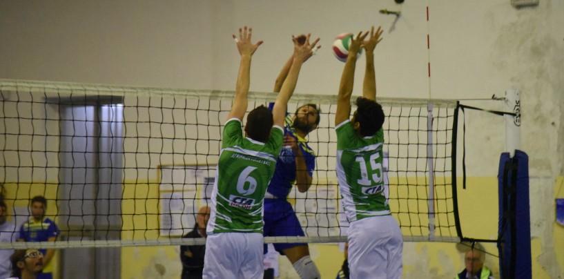 Volley: Atripalda ritrova i tre punti contro Eboli