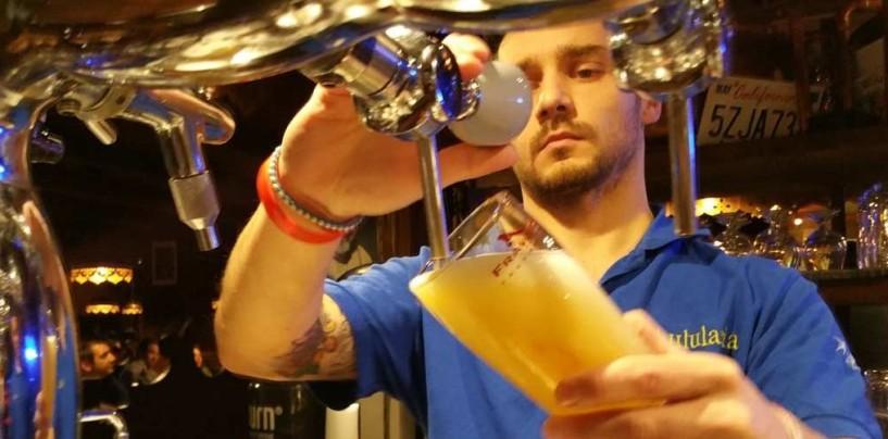 10 cose da sapere sulla birra. All'Aulularia l'arte della spillatura.