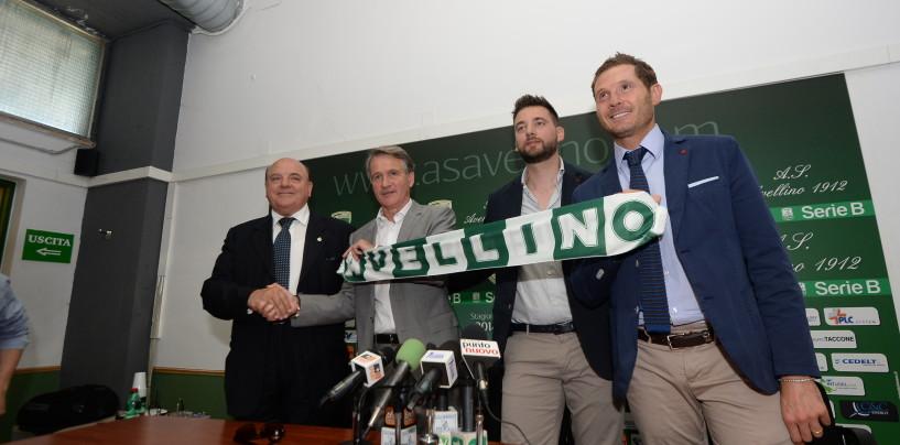"""Avellino Calcio – Tesser: """"Professionalità e sudore"""". Rivivi il live della presentazione"""