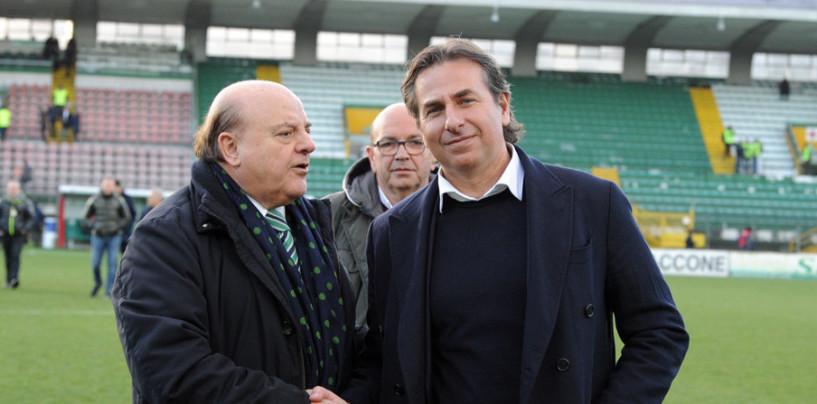 Avellino Calcio – Pari e patta in campo e fuori: Taccone – Paparesta, scoppia la pace