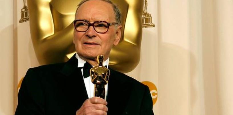 Oscar a Ennio Morricone, il maestro passò anche per l'Irpinia