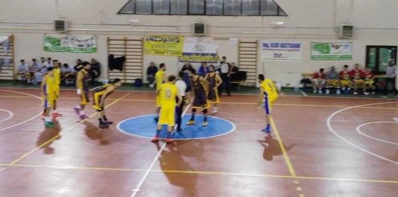 Basket, Serie D: il Cab Solofra ferma la corsa dell'Irtet Casapulla