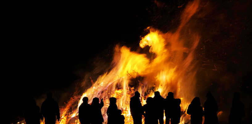 Notte dei Falò a Nusco: come nasce la tradizione dei festeggiamenti di Sant'Antuonu