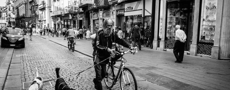 Lo sguardo di Filippo Cristallo sul mondo degli ultimi