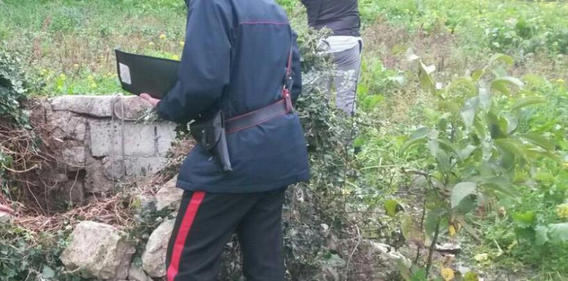 Bonito, identificato il cadavere ritrovato in un pozzo: probabile suicidio