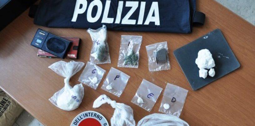 Droga ad Avellino, arrestato noto spacciatore pronto a smerciare migliaia di euro di cocaina