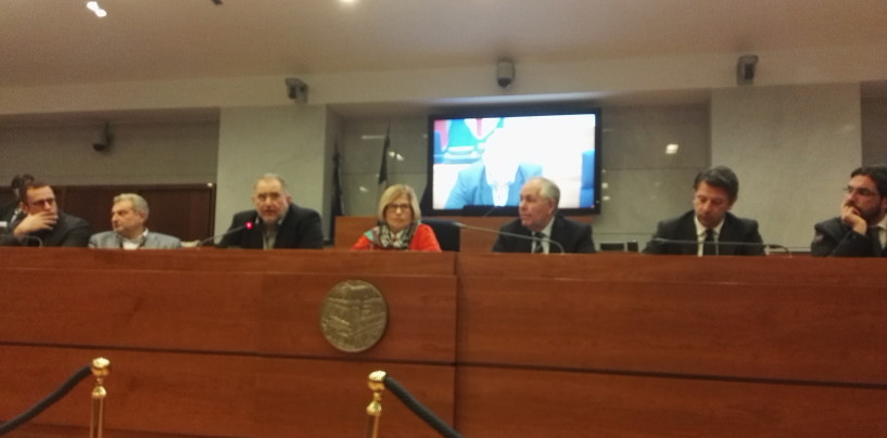 """D'Amelio: """"Soddisfatta per Consulta regionale dell'emigrazione. Ringrazio De Luca per attribuzione al Consiglio e Presidenza"""""""