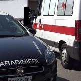 Pomeriggio di sangue nei pressi di un bar a Candida: 35enne accoltellato al torace