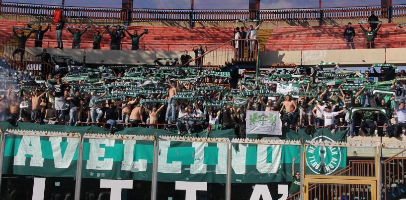 Catania-Avellino, ecco quanti tifosi saranno al seguito dei lupi