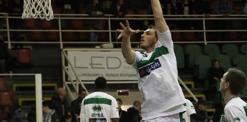 """Basket, Buscaglia: """"Con Avellino dovremo limitare le palle perse"""""""