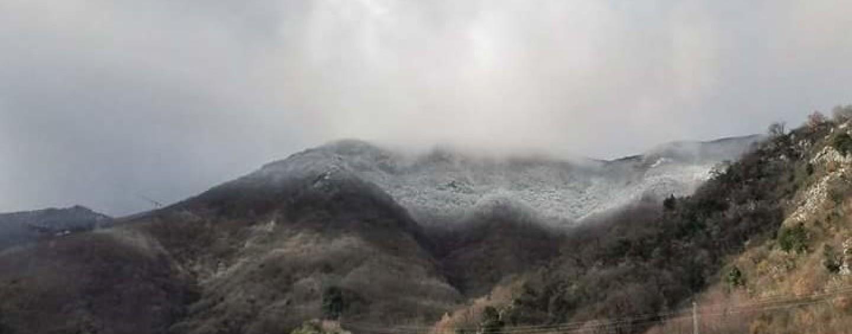 Fronte polare sull'Irpinia, in arrivo una parentesi meteorologica di stampo invernale