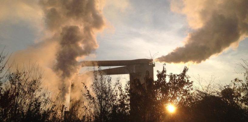 Aria fetida, irrespirabile: Pianodardine si mobilita contro la Valle dei Fumi