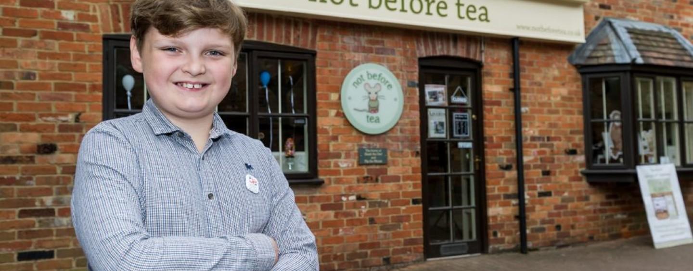 L'imprenditore più giovane del mondo ha 11 anni: guadagna 1500 euro a settimana