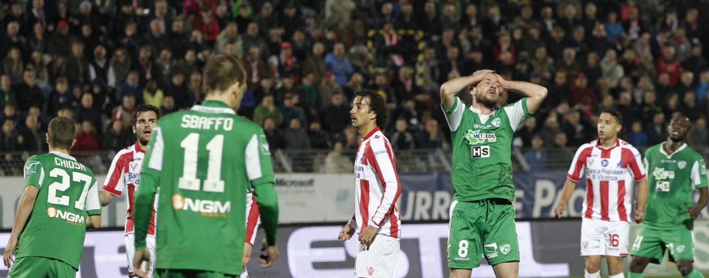 """FT/ Avellino Calcio – Cocco di rapina: il piatto piange al """"Menti"""". Rivivi il live"""