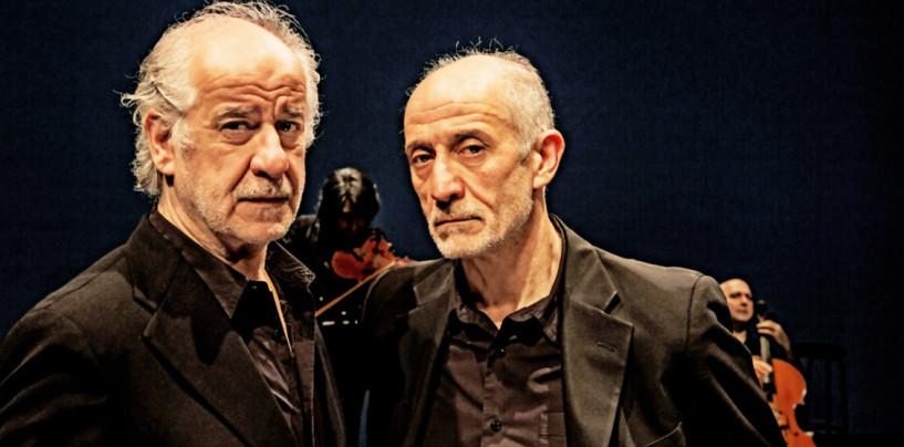 """Al """"Gesualdo"""" si brinda con Toni e Peppe Servillo. Omaggio a Napoli, sulle note dei Solis String Quartet"""