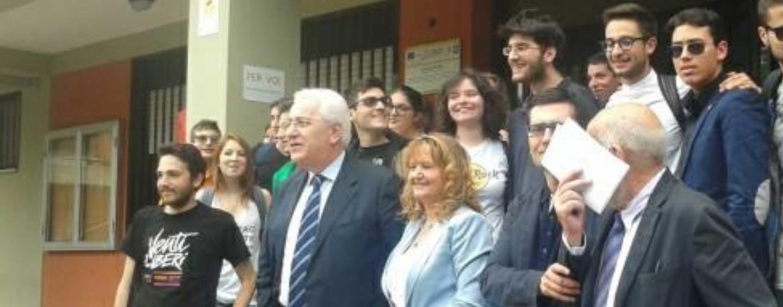 Avellino, il Comune incontra gli studenti del Liceo Colletta per un confronto sulla città