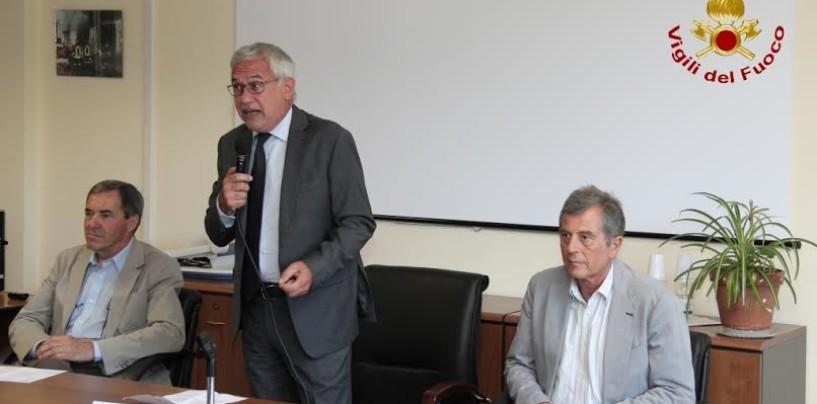 VdF Avellino: giornata di studio sul sistema integrato per la gestione delle emergenze radiologiche