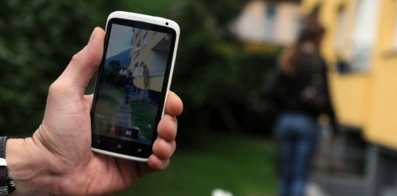Filmava minorenni e coppie appartate al parco, denunciato voyeur irpino