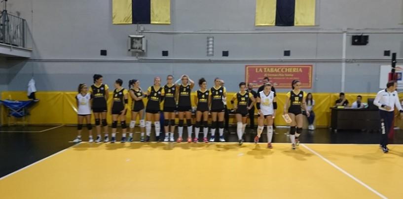 Prima vittoria dell'Acca Montella, netto 3-1 sulla Volleyrò di Roma