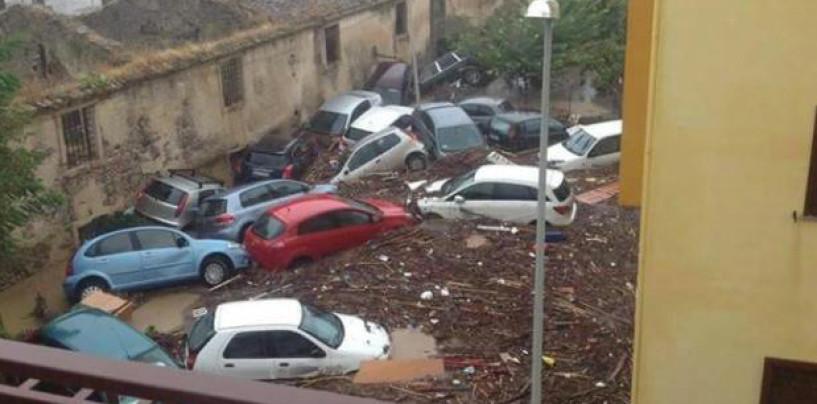 Alluvione Calabria, a Rossano e Corigliano anche i caschi rossi di Avellino