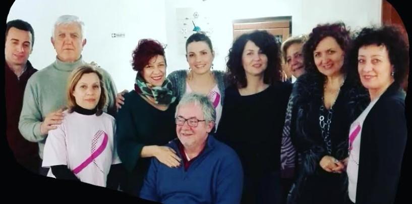Amos Partenio, a Mercogliano riparte la prevenzione in rosa