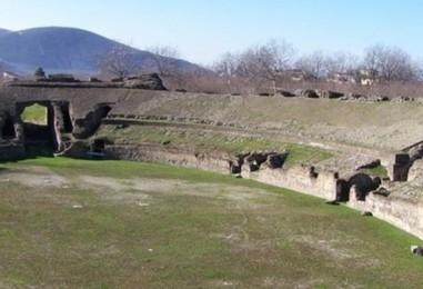 Riapre al pubblico il Parco Archeologico dell'Anfiteatro di Avella
