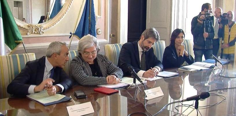 FOTO/ La Commissione Antimafia fa tappa ad Avellino, via alle audizioni