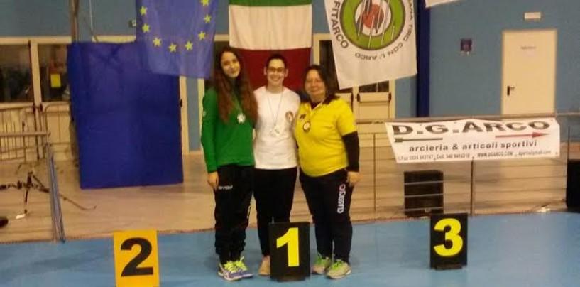 Arcieri irpini, Campionati Regionali Indoor a Cervinara