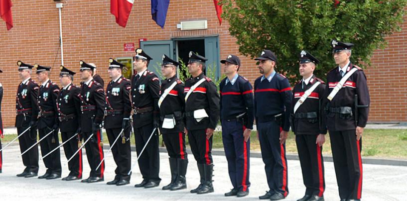 Avellino – L'Arma dei Carabinieri celebra il 201° anniversario della fondazione