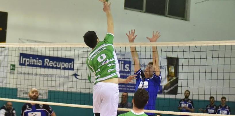 Volley, l'Atripalda vince a Sparanise e risale in classifica