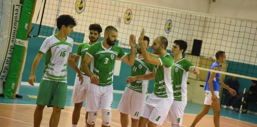 Volley, Atripalda conquista un punto a Solopaca. Stasera torna il campionato