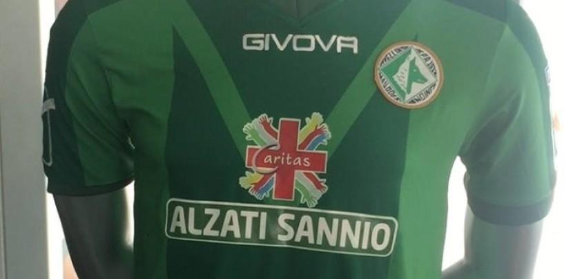 """Avellino Calcio – E' partita l'asta per le maglie """"Alzati Sannio"""": ecco come partecipare"""