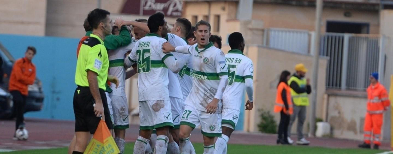 Trapani – Avellino, il fotoracconto: rivivi le fasi salienti del match del Provinciale