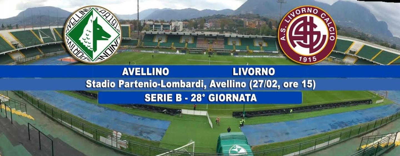 Avellino – Livorno, le probabili formazioni: Tesser modifica il centrocampo