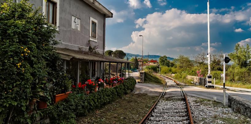 """Con lo """"Sponz Fest 2017"""" torna anche il treno dell'Alta Irpinia"""