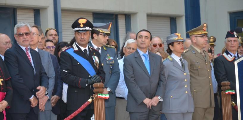 """FOTO/ Festa dei Carabinieri, Merone: """"Bilancio positivo, siamo al servizio dei cittadini"""""""