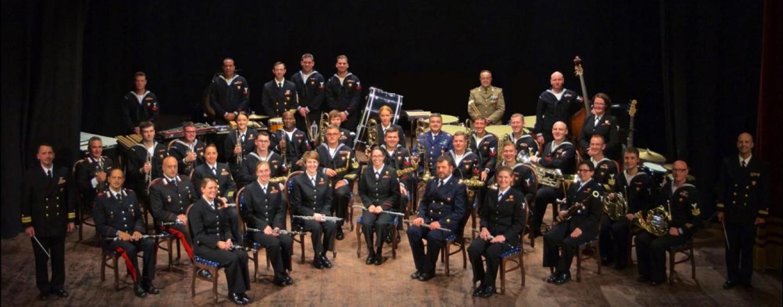 Mercogliano, grande attesa per il concerto di Natale della U.S. Naval Forces Europe Band