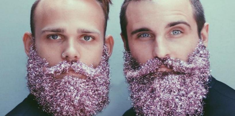 """""""Non toccate la mia barba"""". Il no degli hipster irpini ai glitter"""