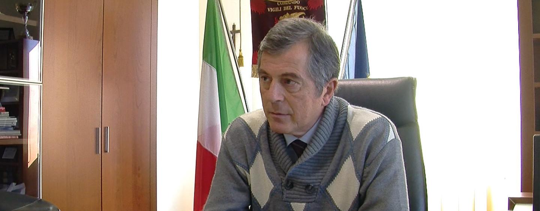 """Vigili del Fuoco Avellino, settemila interventi nell'ultimo anno. Barbarulo: """"Sempre disponibili"""""""