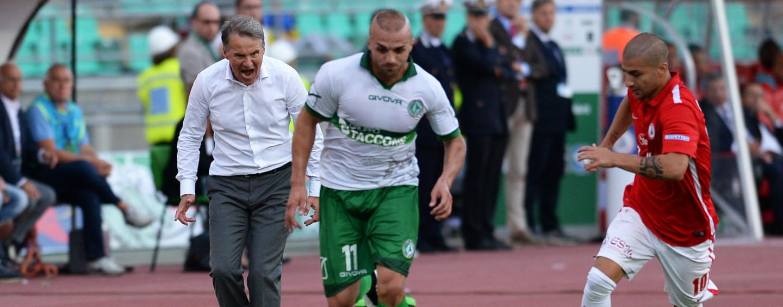 """Avellino Calcio – Zito non trova spazio e Tesser lo pungola: """"Carattere particolare"""""""