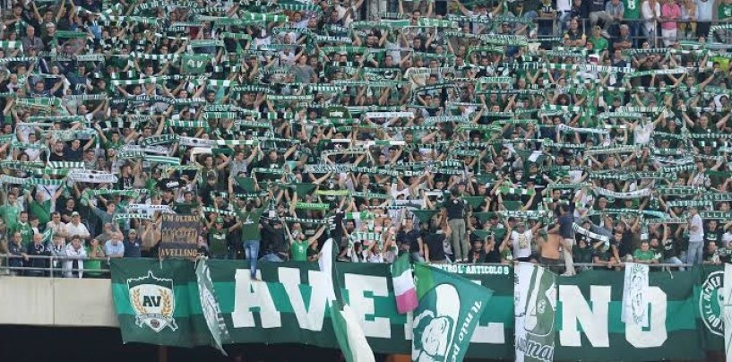 Il settore ospiti di Bari è sold-out: l'Avellino chiede altri biglietti
