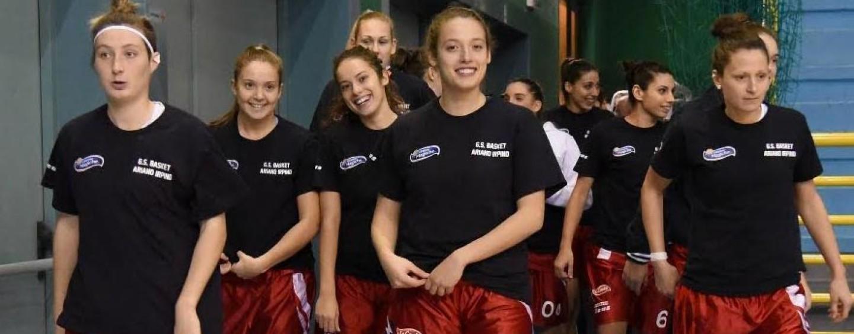 Basket femminile, assalto alla vetta: Ariano prova a fermare la capolista La Spezia
