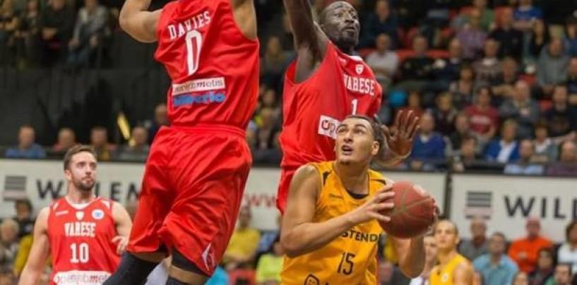 Sidigas Avellino, Varese col dente avvelenato a caccia di punti play off al Del Mauro