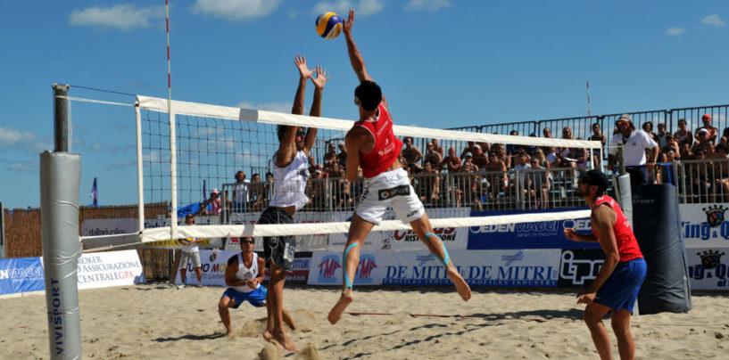 Beach Volley, con l'associazione Beach Inside arrivano ad Avellino i professionisti della sabbia